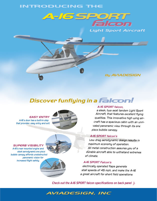 FlyBC's Ultralight Training Page