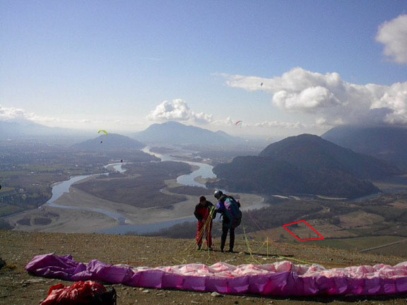 FlyBC's Paragliding Page
